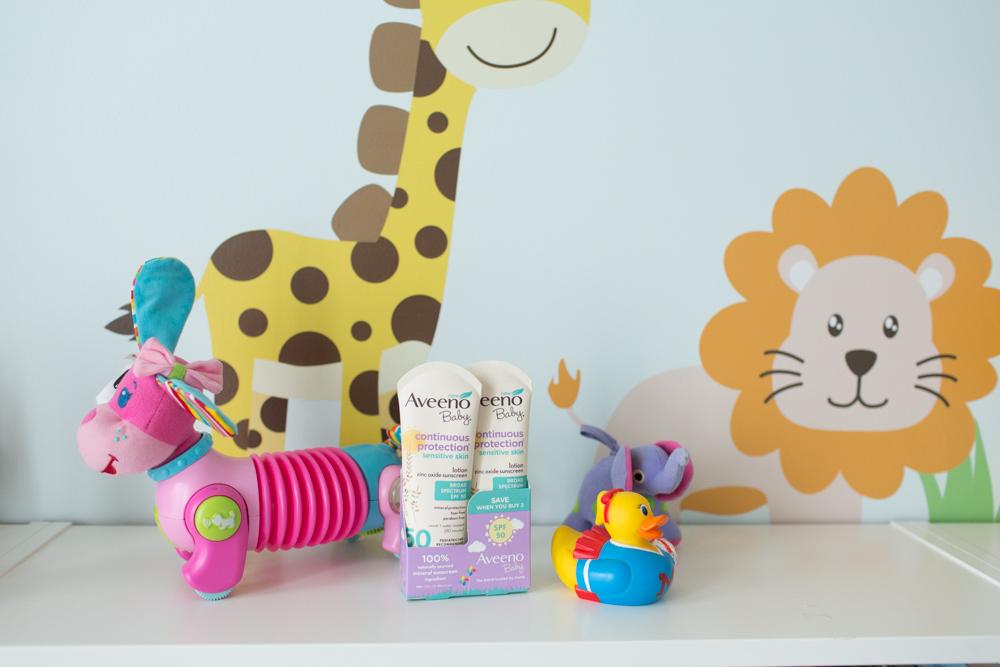 summer activities for babies