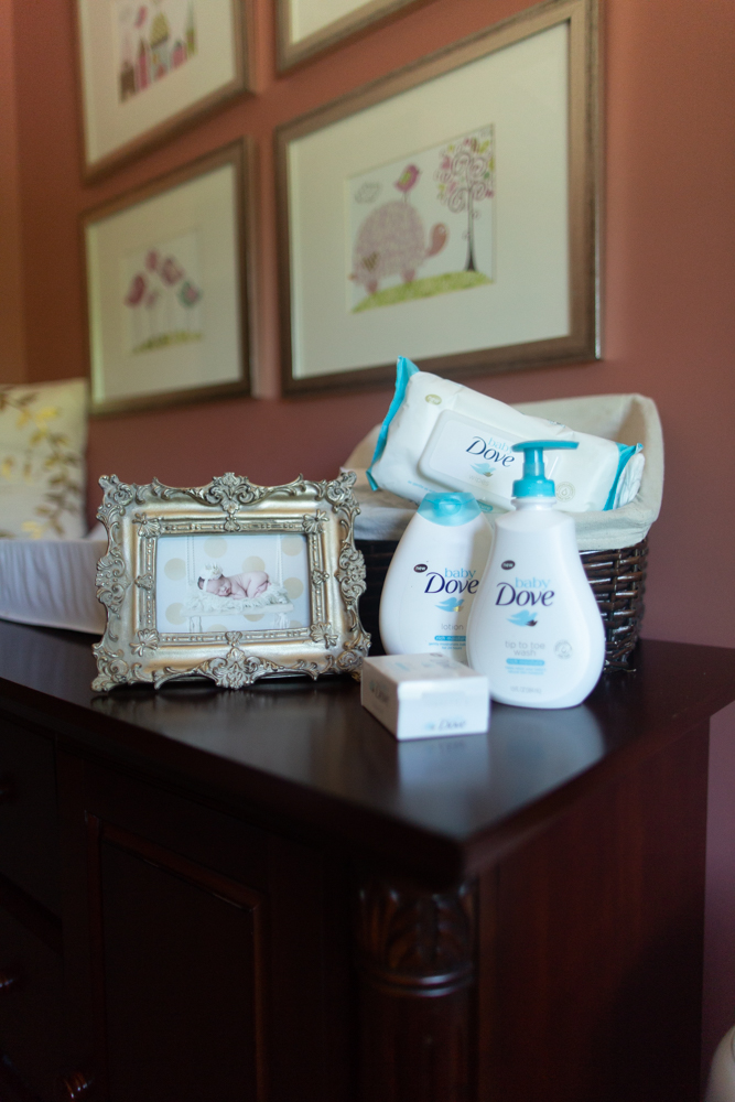 baby skincare products