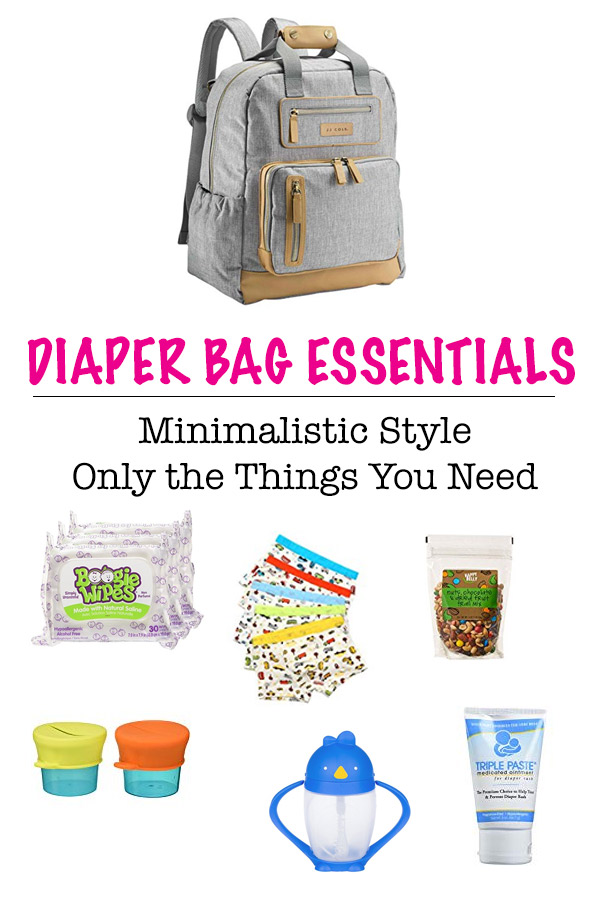 toddler bag essentials
