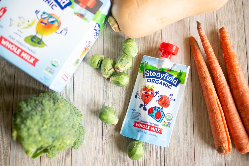 encourating healthy eating for toddlers