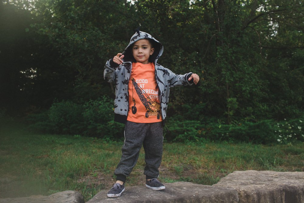 fabkid sizes for four year old boys