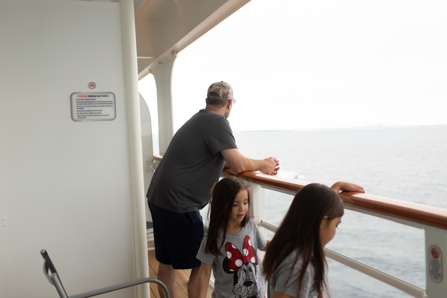Disney Cruise Connecting Verandahs and Staterooms