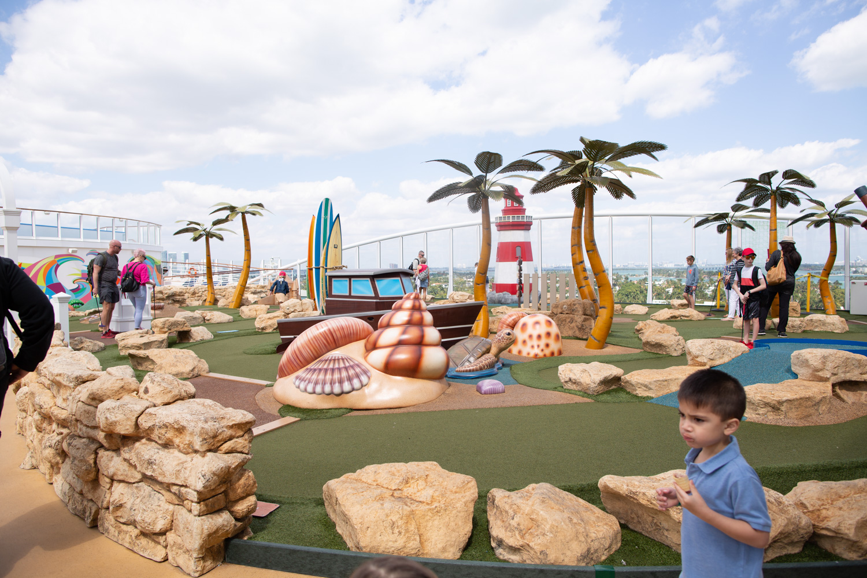 Royal Caribbean versus Disney Cruise for Young Kids