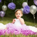 Aubrey's First Birthday Photoshoot