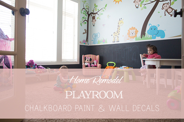 Dining Room To Playroom