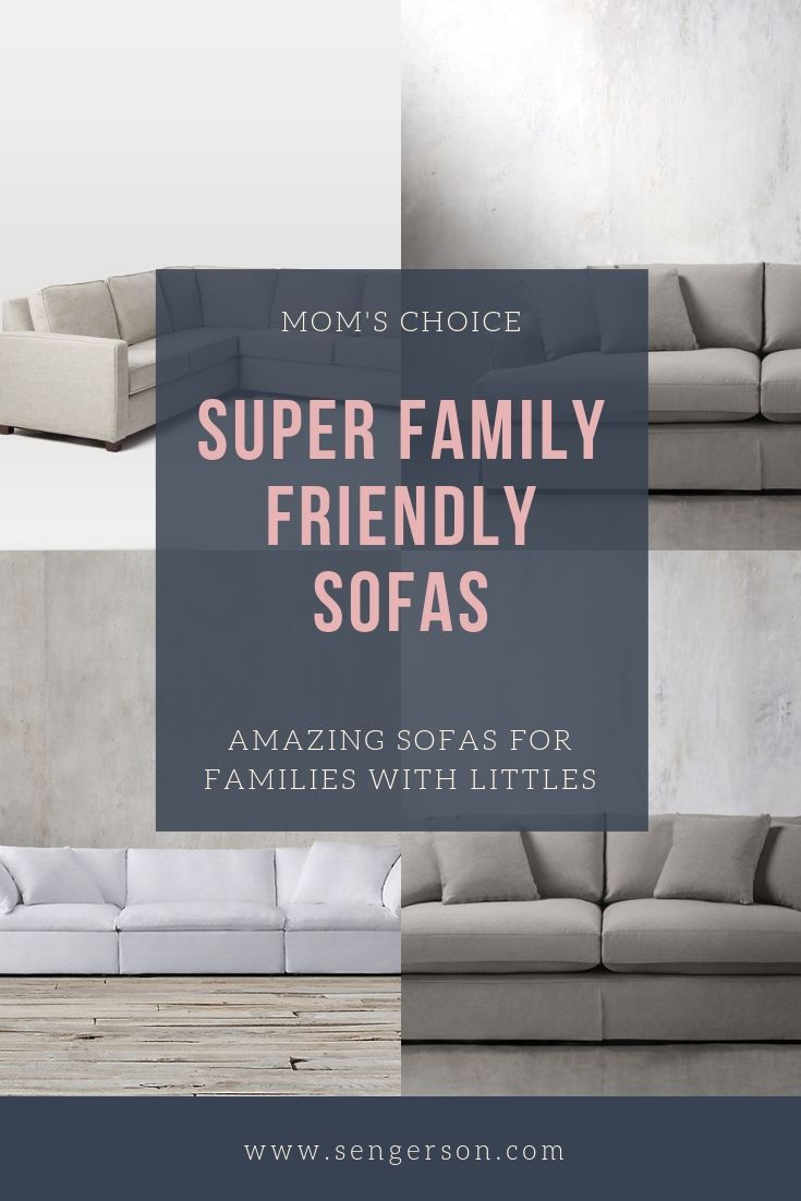 sofa ideas for small family rooms