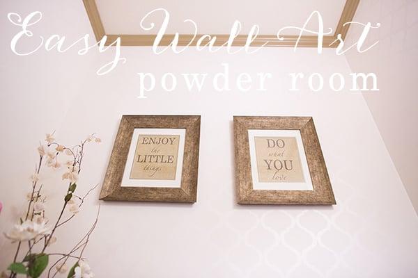 Powder Room Wall Art free printable wall art for bathroom or powder room