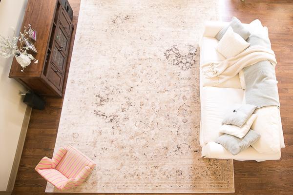 How to Choose a Rug Interior Design Surburban Home 0007
