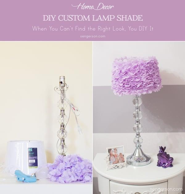 Diy lamp shade custom lamp shadeg diy custom lamp shade diy lamp shade aloadofball Images
