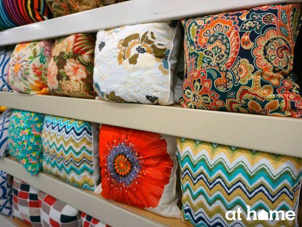 at home pillows