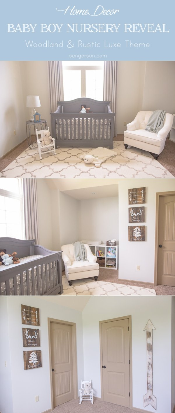Baby Boy Room Design Pictures: Boy Nursery