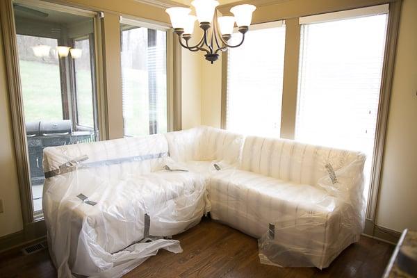 breakfast nook ideas banquette seating coventry ballard designs