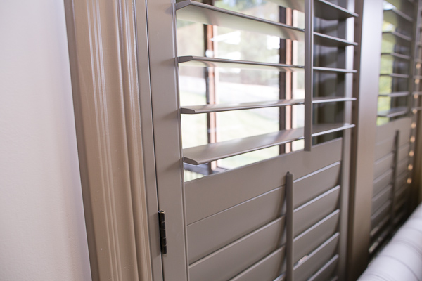 breakfast nook ideas shutters