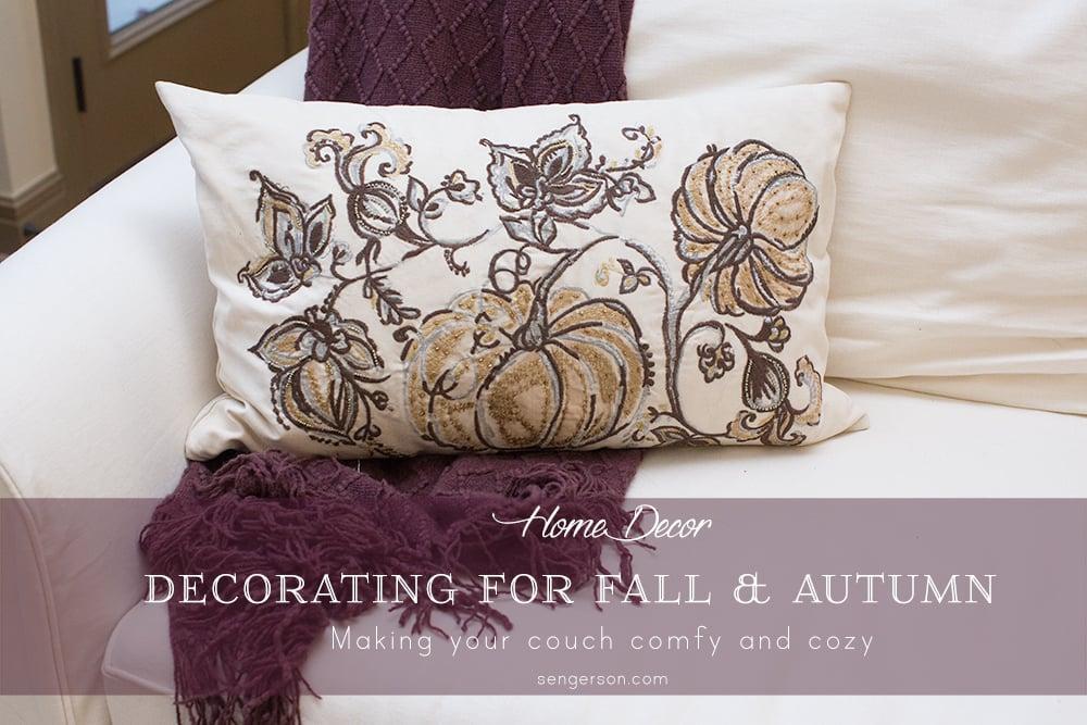 Pottery Barn Sofa Pillows