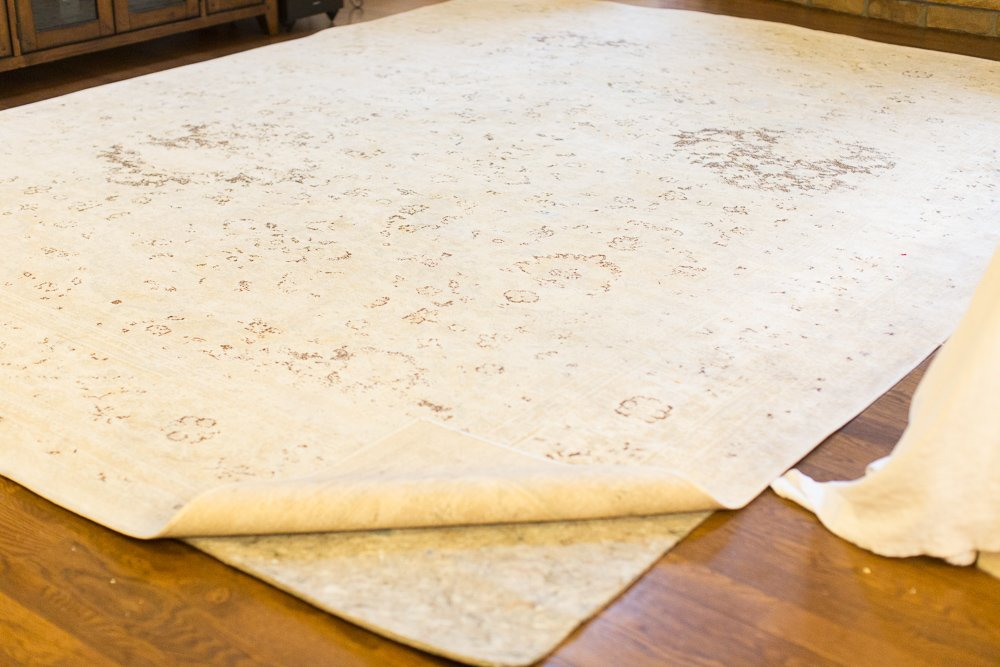 rug pad 11