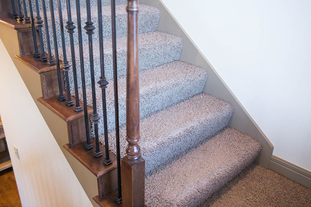 staircase stairway renovation tips diy - these are not bullnose staircase