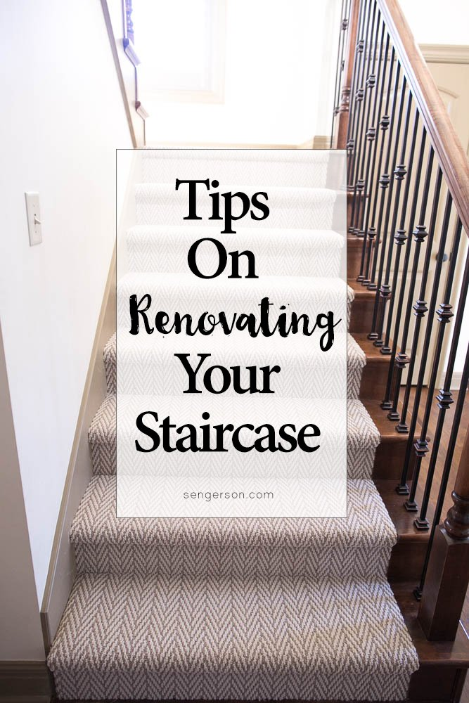 Tips On Renovating Your Staircase Alt Text