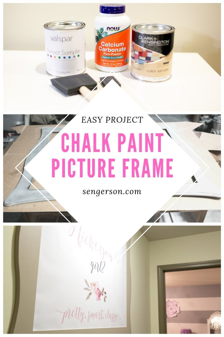 easy chalk paint project