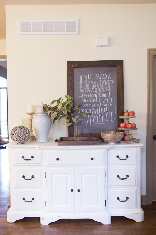 diy furniture hometalk design bar coffee dresser painted buffet kitchen