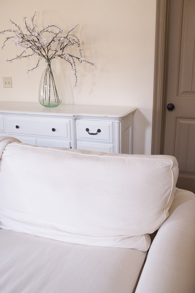 pottery barn grand sofa review   10 Tips on How to Choose a Couch: Pottery Barn versus Ikea Sofa featured by top US lifestyle blogger, Sengerson