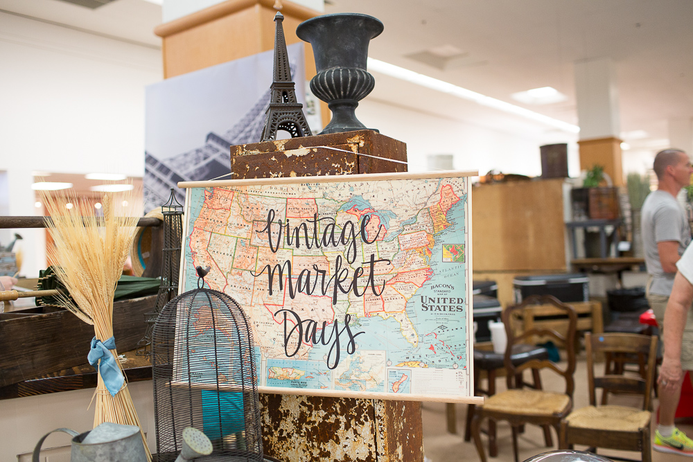 Vintage Market Days in Overland Park - Inspiration for Farmhouse Decor