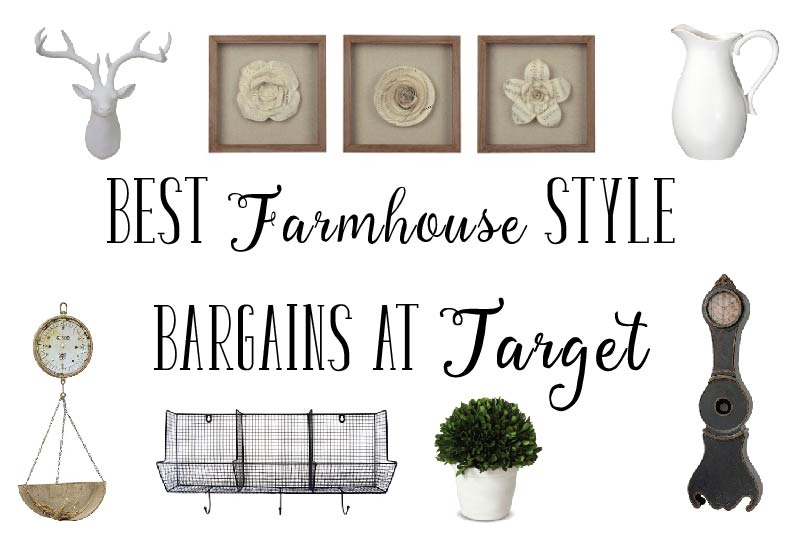 farmhouse style fixer upper decor target 01 | | Farmhouse Home Decor Steals at Target featured by top US lifestyle blog, Sengerson