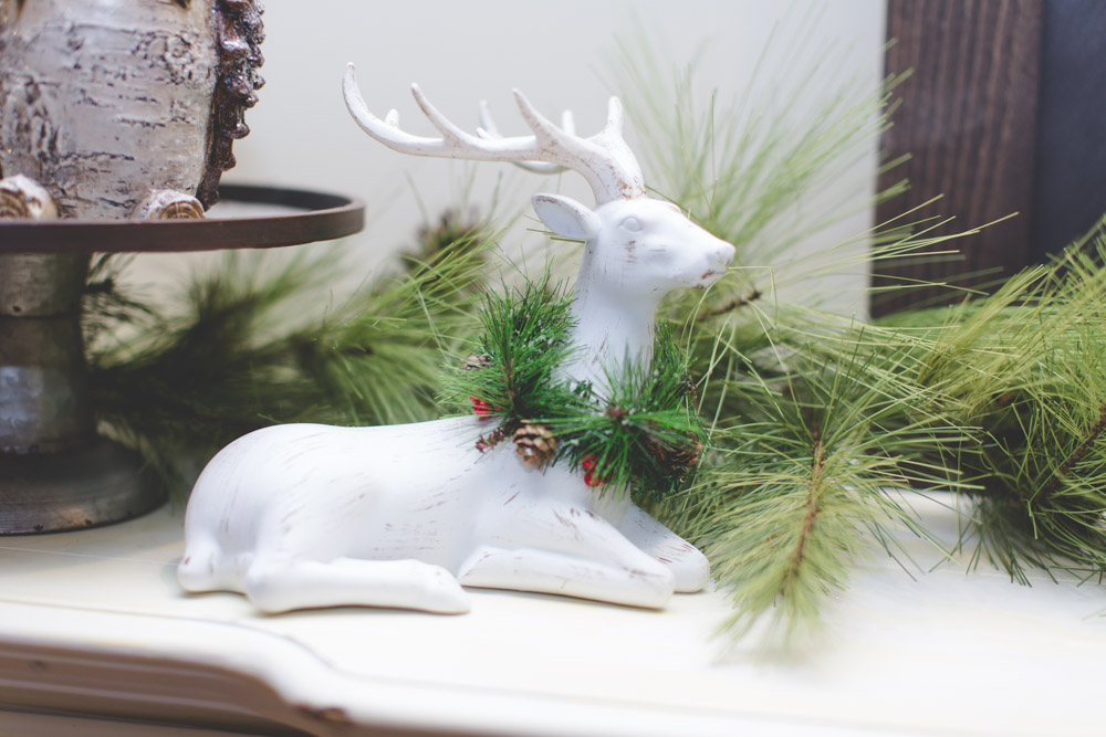 fixer upper christmas decor farmhouse style