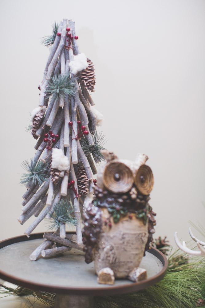 fixer upper christmas decor farmhouse style