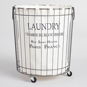 laundry fixer upper style hamper