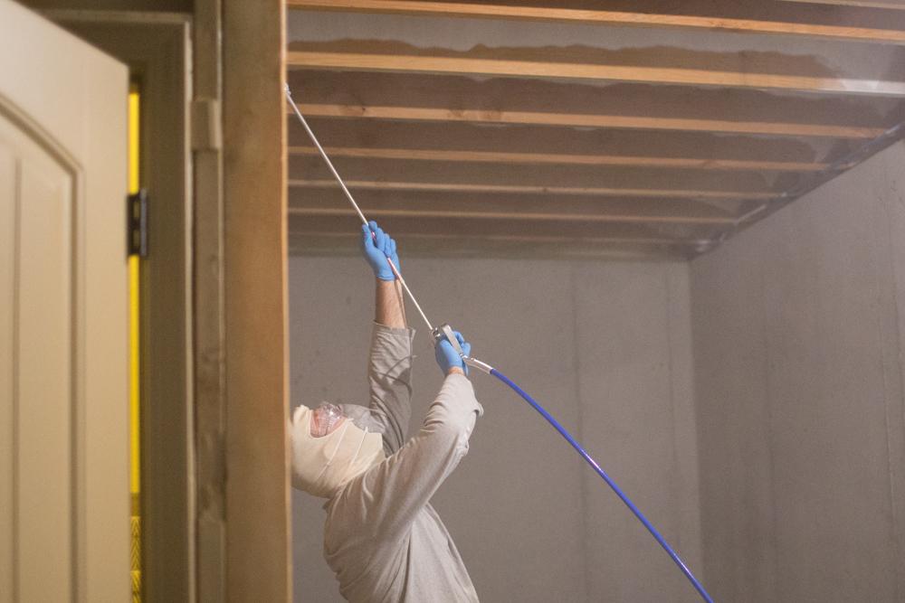 wagner versus graco paint spray gun for ceiling