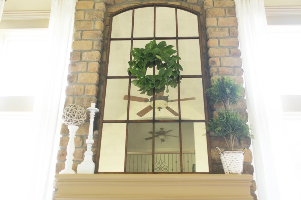 Magnolia Leaf Wreath DIY Tutorial