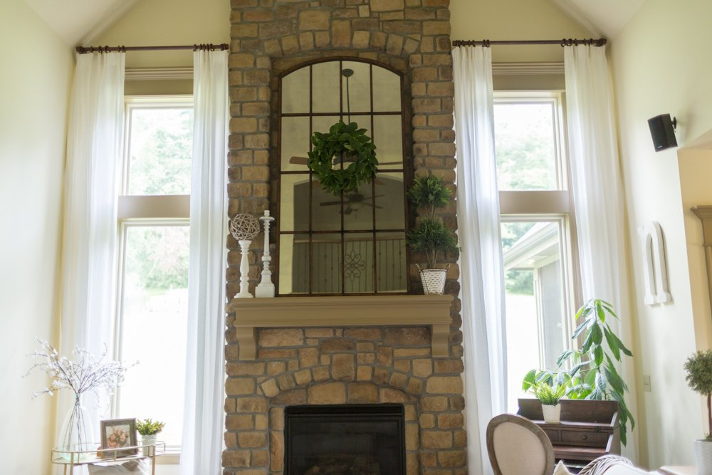 Two Story Curtains Farmhouse Style_0001 Part 70