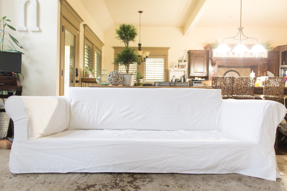 Stupendous Truth About White Slipcovered Sofa With Kids And Pets Beatyapartments Chair Design Images Beatyapartmentscom