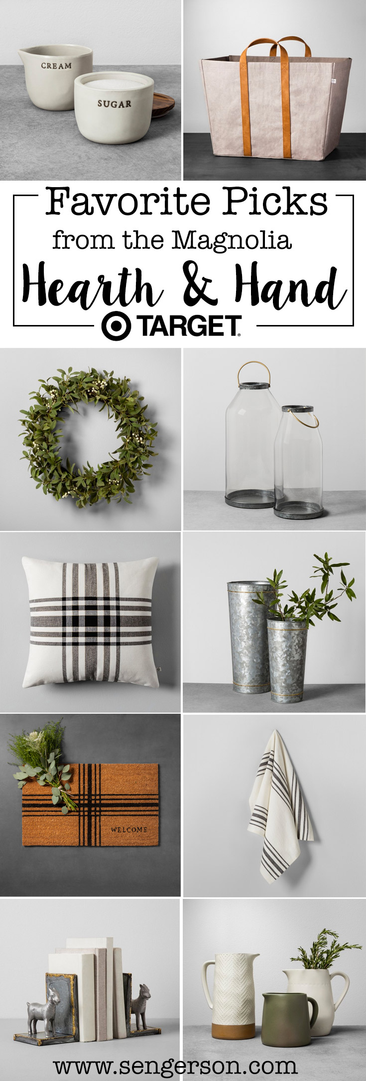 Target Hearth and Home Collection with Magnolia