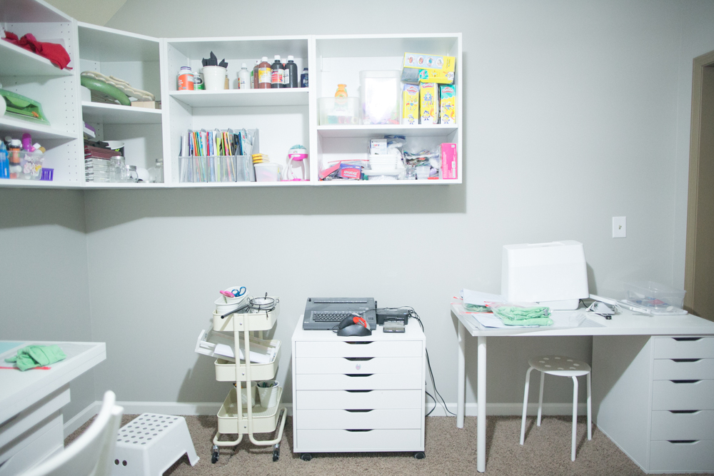 craft room paint color neutral