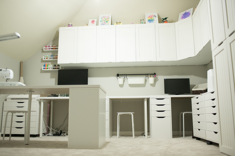 Final Craft Room Reveal And Tour