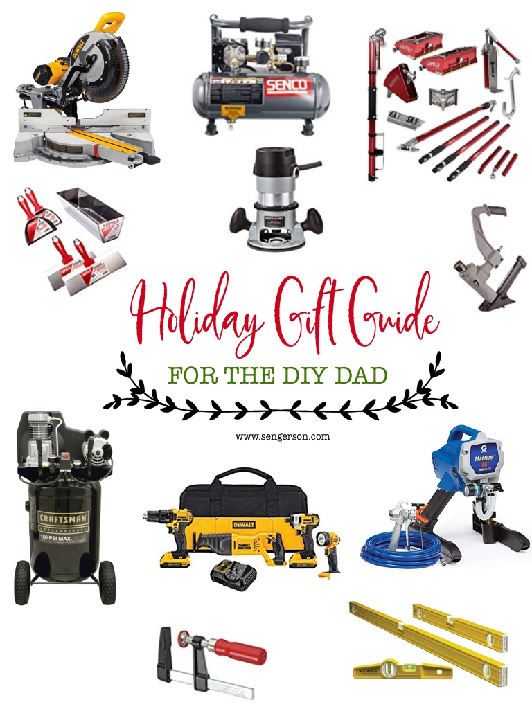 Gift Guide for the DIY Dad