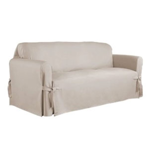 sofa slipcover relaxed fit
