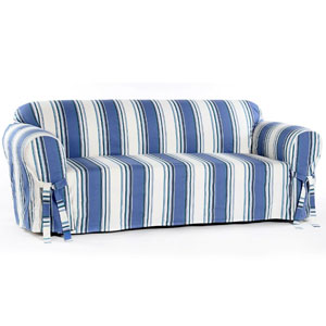 stripe sofa slipcovers affordable