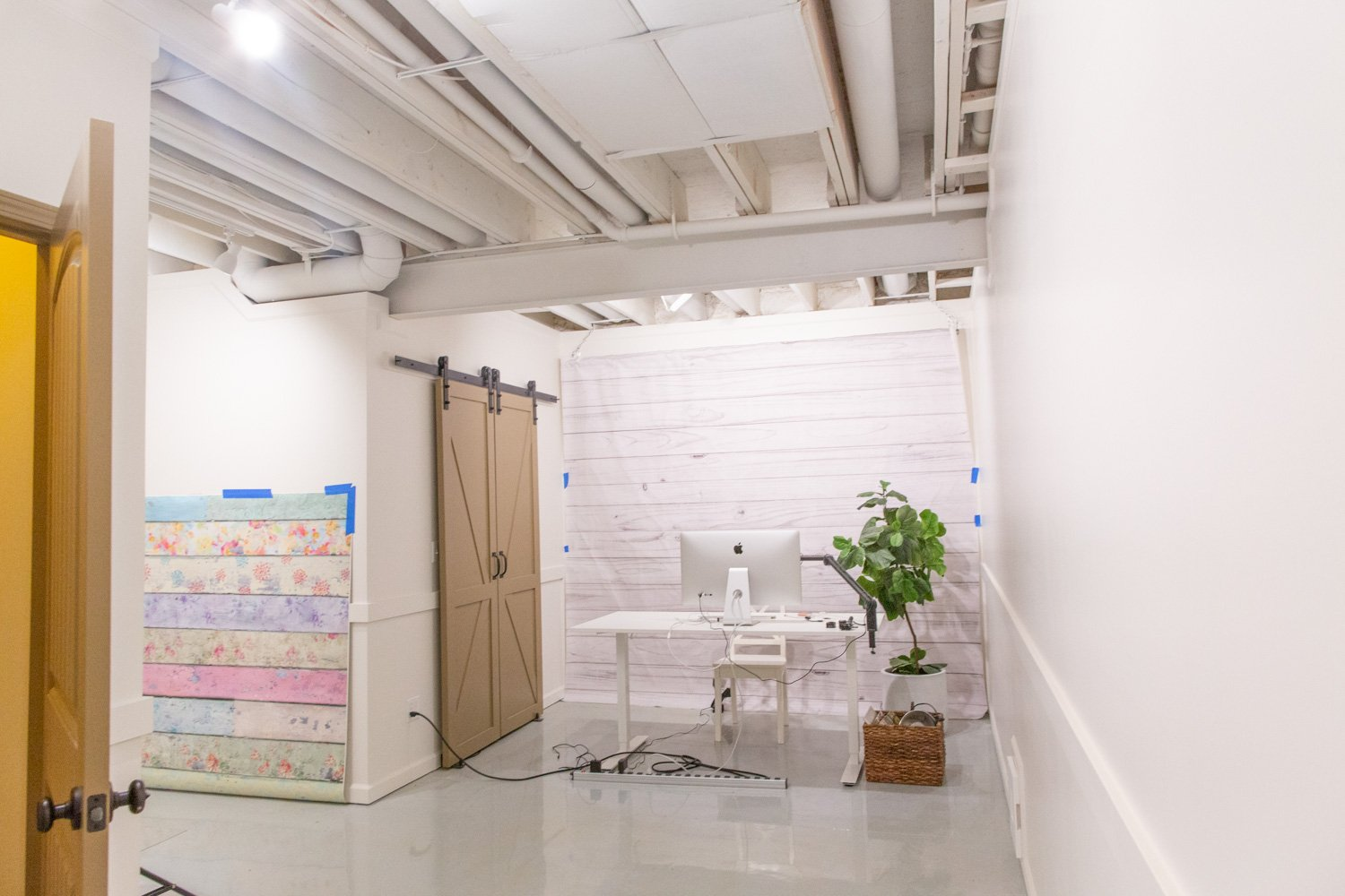 5 Considerations For An Exposed A Basement Ceiling With Pictures