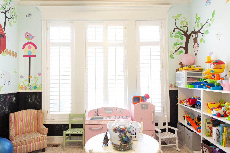 kids playroom window
