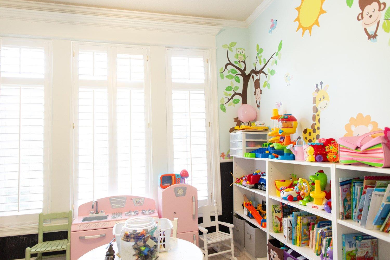 kids playroom fun