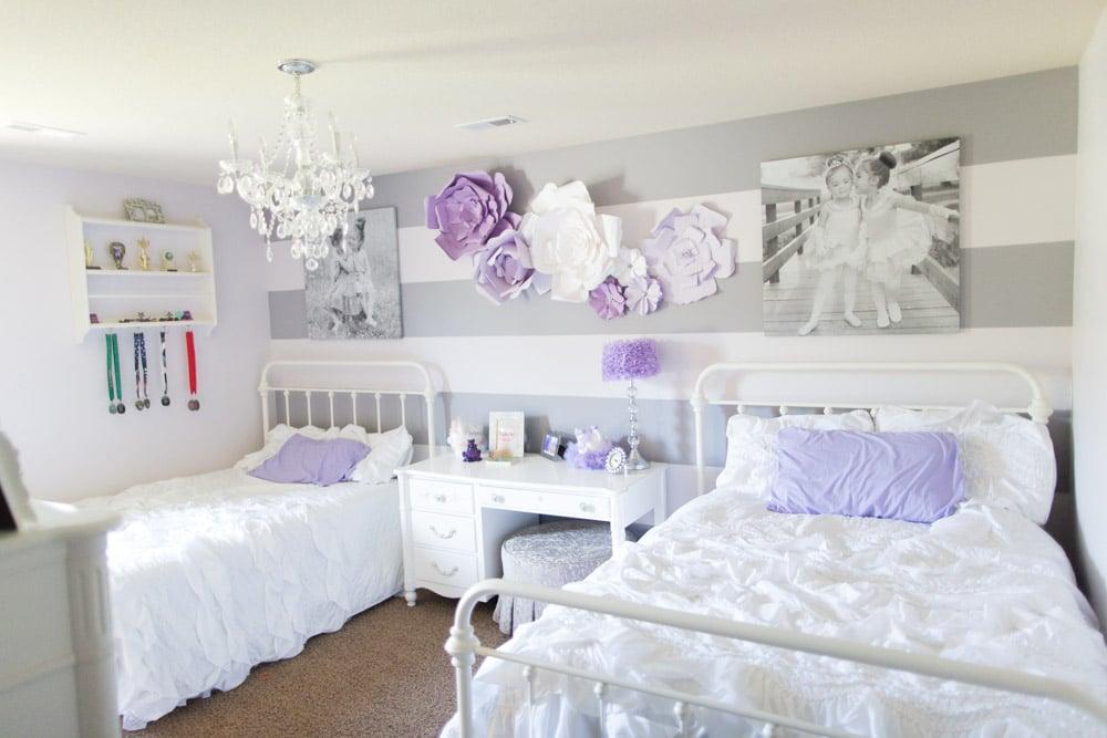 Benjamin Moore Antique Pearl - The Best Subtle Lilac Paint Color