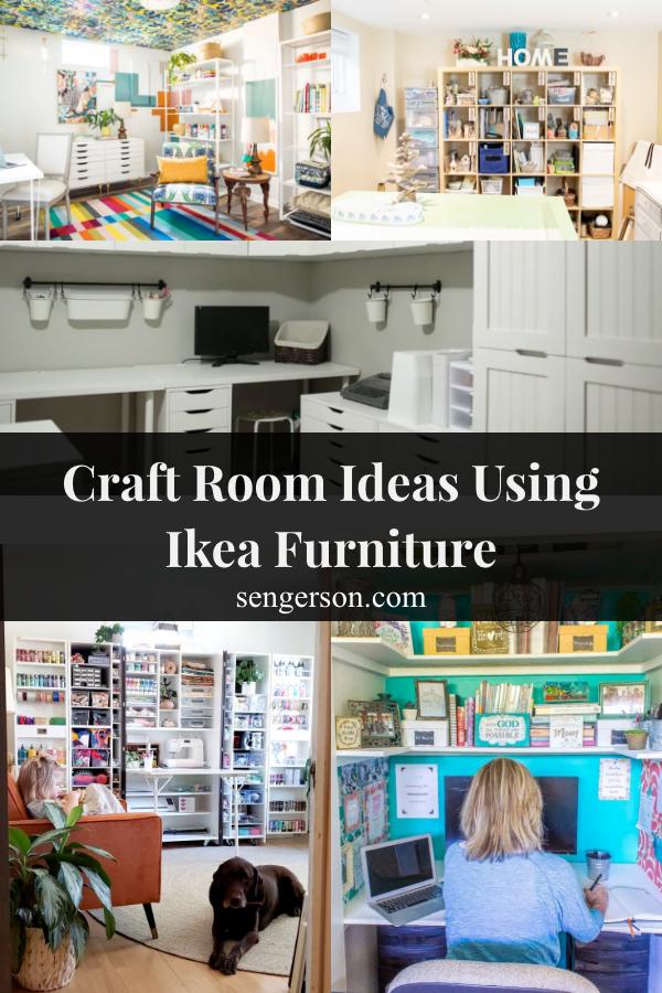 Ikea craft room furniture