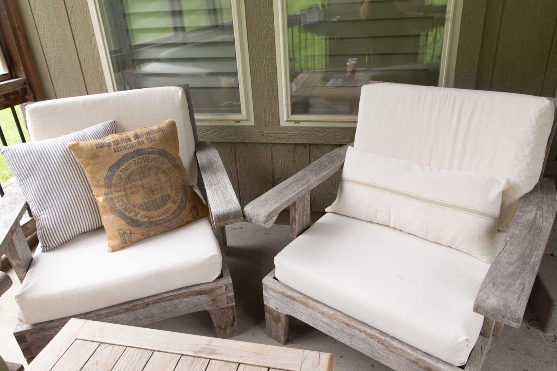 outdoor patio furniture teak