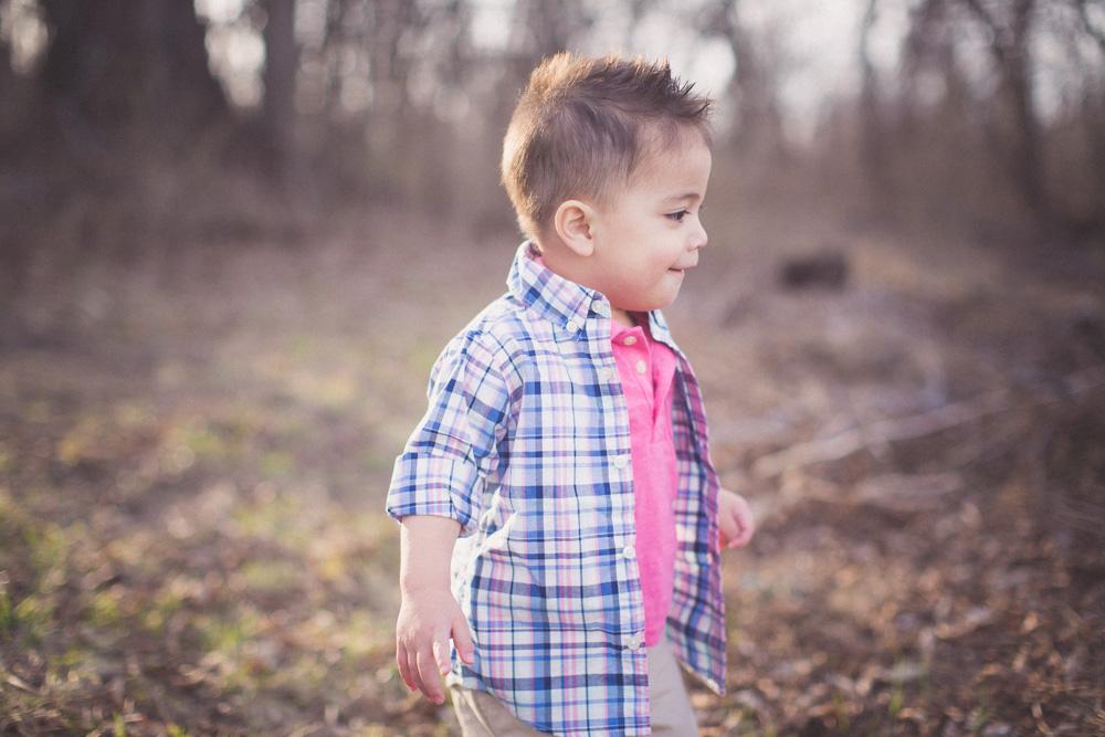 Spring Capsule Wardrobe for Boys