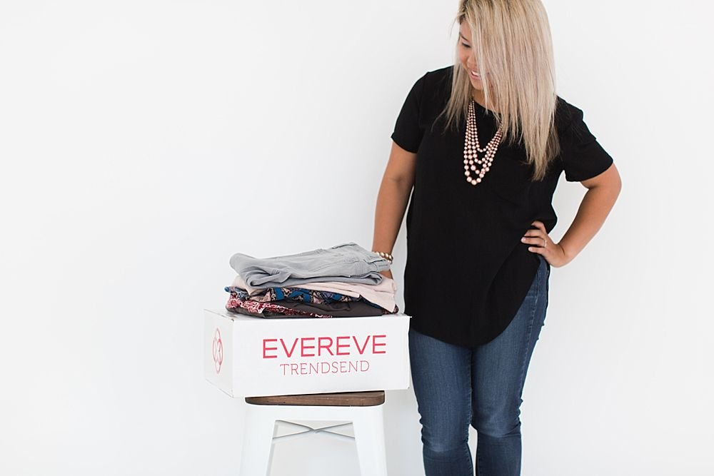 Evereve Trendsend Review (Compared to Stitch Fix)
