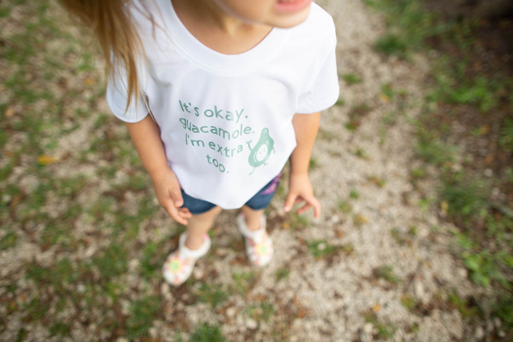 How to Use Cricut Infusible Ink to Make Toddler Shirts