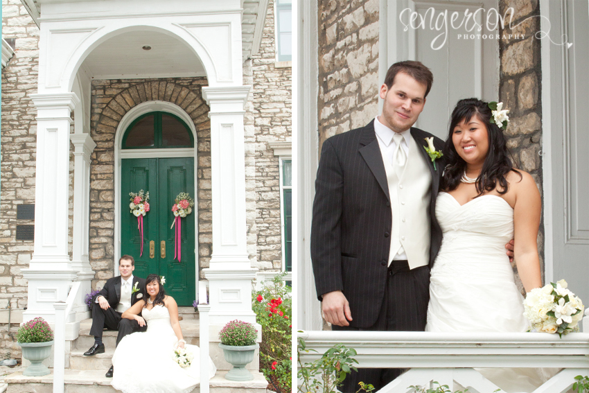 Kate and Mitch // St. Louis Wedding - Oakland House