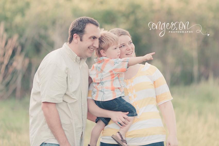 Schile Family / Sengerson Photograpy - Kansas City Portrait Photographer